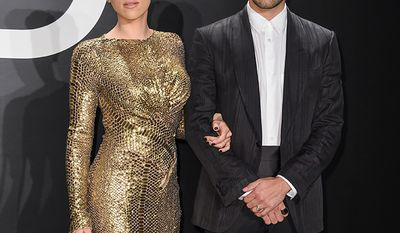 Scarlett Johansson and journalist Romain Dauriac who wed in 2014, announced their split in January.
