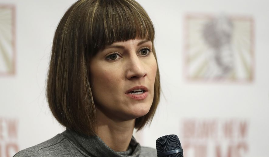 Rachel Crooks, who accused Donald Trump of unwanted kiss, is running for  Ohio state legislature - Washington Times