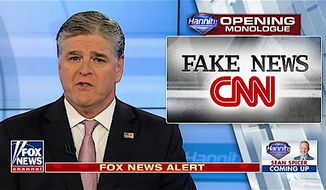 Fox News has enjoyed record-breaking ratings, and now rules cable, with the help of viewers and the talents of hosts such as Sean Hannity. (Fox News)