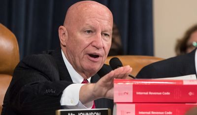 """I'm just really pleased the direction we're going on this,"" said House Ways and Means Committee Chairman Kevin Brady, Texas Republican."