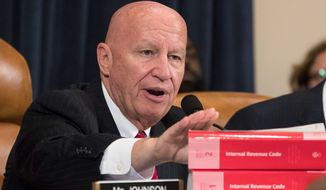 """""""I'm just really pleased the direction we're going on this,"""" said House Ways and Means Committee Chairman Kevin Brady, Texas Republican."""