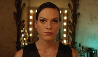 "This image released by Sony Pictures Classics shows Daniela Vega in a scene from, ""A Fantastic Woman."" The film was nominated for a Golden Globe award for best foreign language motion picture on Monday, Dec. 11, 2017. The 75th Golden Globe Awards will be held on Sunday, Jan. 7, 2018 on NBC. (Sony Pictures Classics via AP)"