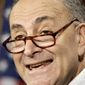 Sen. Chuck Schumer   Associated Press photo