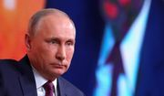 "Russian president Vladimir Putin warned the United States on Thursday not to use force on North Korea, asserting consequences will be ""catastrophic."" (Associated Press)"