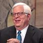 Radio host Dennis Prager. (Image: YouTube, The Rubin Report) ** FILE **