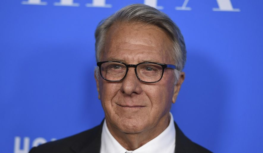 In this Aug. 2, 2017, file photo, Dustin Hoffman arrives at the Hollywood Foreign Press Association Grants Banquet at the Beverly Wilshire Hotel in Beverly Hills, Calif. More women are accusing Hoffman of sexual misconduct, including allegations from a playwright who on Thursday, Dec. 14, 2017, accused the actor of exposing himself to her in a New York hotel room in 1980 when she was 16 years old. (Photo by Jordan Strauss/Invision/AP, File)