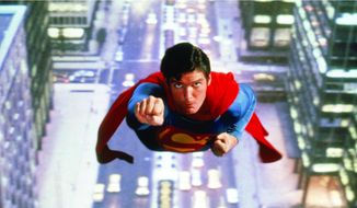 Christopher Reeve in Superman (1978). (Warner Bros./imdb.com)