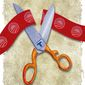 Cutting Through Obama Red Tape Illustration by Greg Groesch/The Washington Times