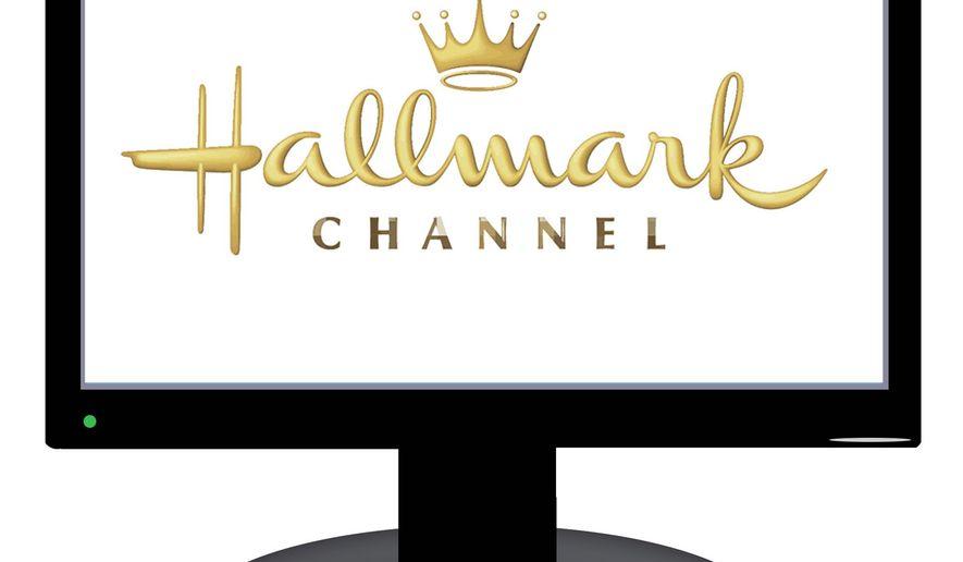 Illustration on the Hallmark Channel by Alexander Hunter/The Washington Times