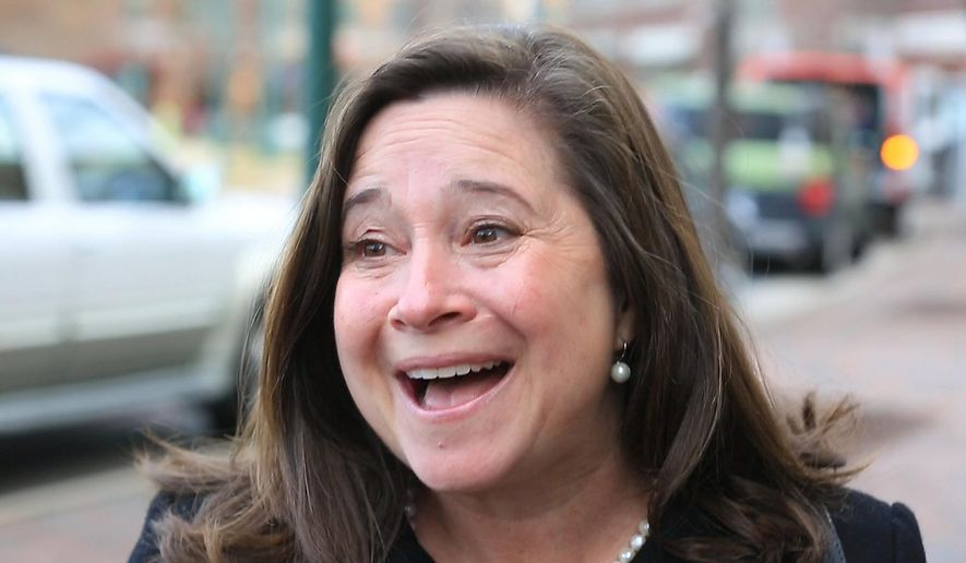 Democrat Shelly Simonds who a day earlier called on both candidates to abide by the results of the drawing, said Thursday that she was reserving her right to demand a recount, leaving open the possibility that the drawing won't be the final word. (Associated Press)