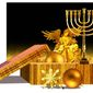 Illustration on the connection of Christians and Jews through religious holidays by Alexander Hunter/The Washington Times