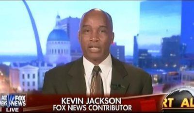 Kevin Jackson (Fox News/Twitter)