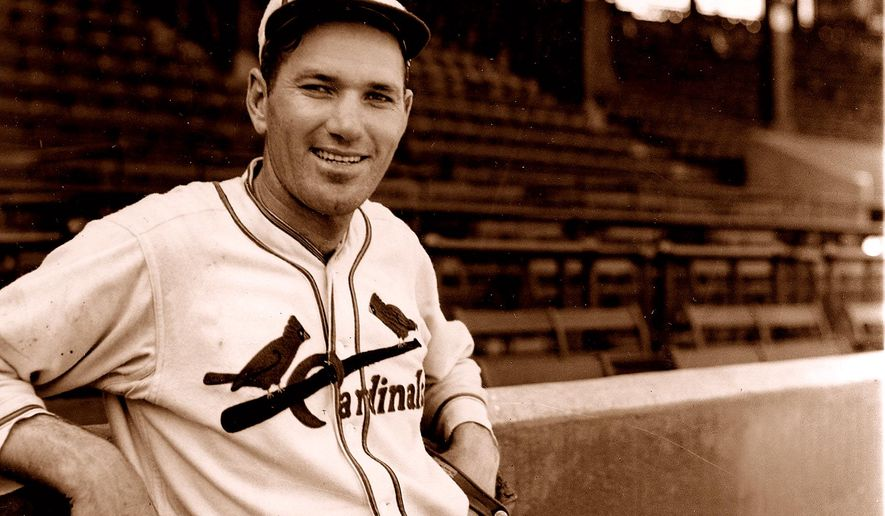 Dizzy Dean. (Associated Press) ** FILE **