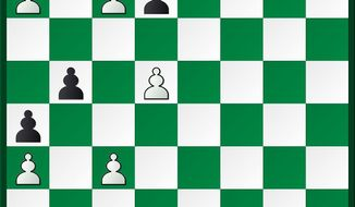 White to play and mate in six.