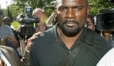 """Lawrence Taylor sexual misconduct - Former NFL star Lawrence Taylor pleaded guilty in 2011 to sexual misconduct and patronizing a prostitute, misdemeanor charges that carry no jail time but require him to register as a sex offender. The 51-year-old ex-linebacker, who led the New York Giants to Super Bowl titles in 1987 and 1991, served six years' probation. """"She told me she was 19,"""" Taylor, said in court as he admitted having sex with a prostitute who turned out to be a 16-year-old Bronx runaway."""