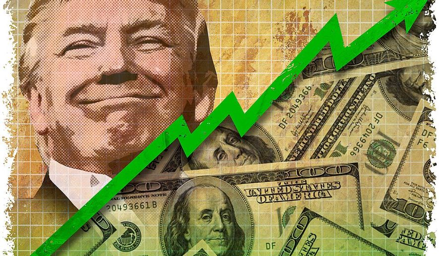 The Trump effect on the stock market