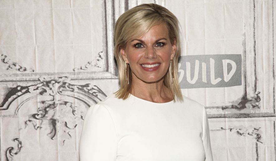 """In this Oct. 17, 2017, file photo, Gretchen Carlson participates in the BUILD Speaker Series to discuss her book """"Be Fierce: Stop Harassment and Take Back Your Power"""" at AOL Studios in New York. Carlson, former Fox News Channel anchor and 1989 Miss America, has been named chairwoman of the Miss America Organization's board of directors, the organization announced Monday, Jan. 1, 2018. (Photo by Andy Kropa/Invision/AP, File)"""
