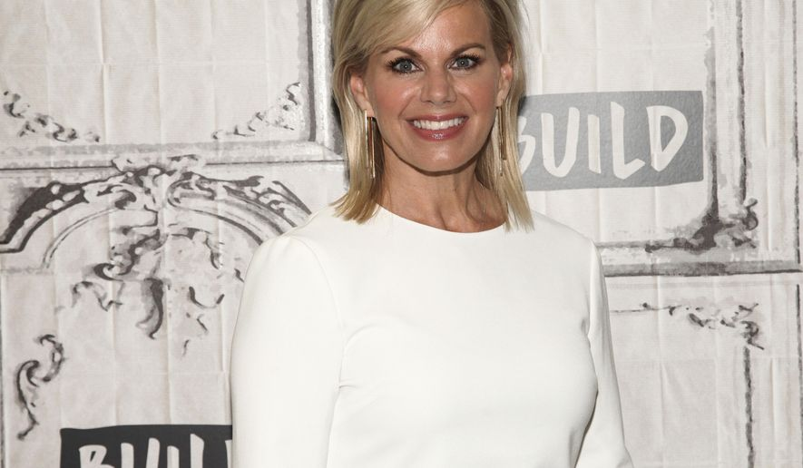 "FILE- In this Oct. 17, 2017, file photo, Gretchen Carlson participates in the BUILD Speaker Series to discuss her book ""Be Fierce: Stop Harassment and Take Back Your Power"" at AOL Studios in New York. Carlson, former Fox News Channel anchor and 1989 Miss America, has been named chairwoman of the Miss America Organization's board of directors, the organization announced Monday, Jan. 1, 2018. (Photo by Andy Kropa/Invision/AP, File)"