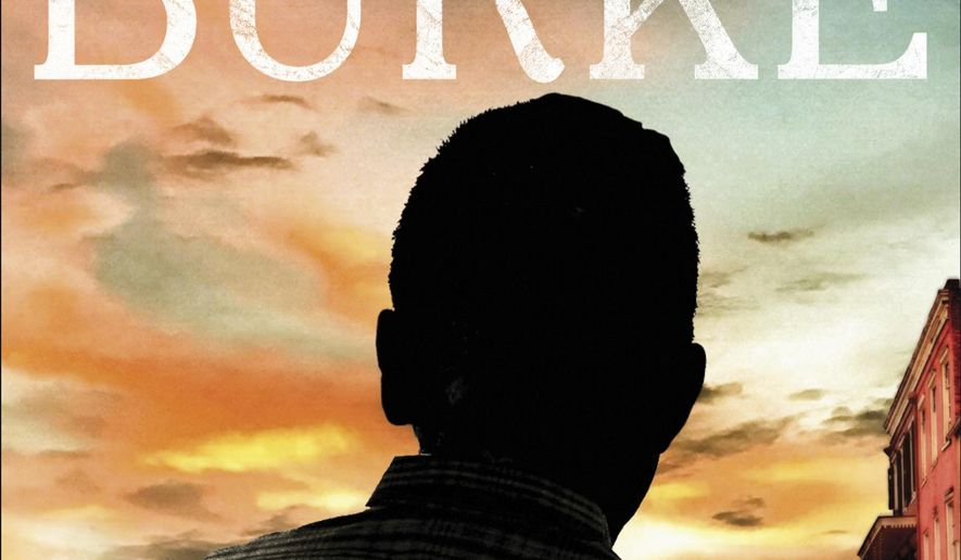 "This cover image released by Simon & Schuster shows ""Robicheaux,"" a novel by James Lee Burke. (Simon & Schuster via AP)"