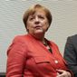 Angela Merkel. (Associated Press) ** FILE **