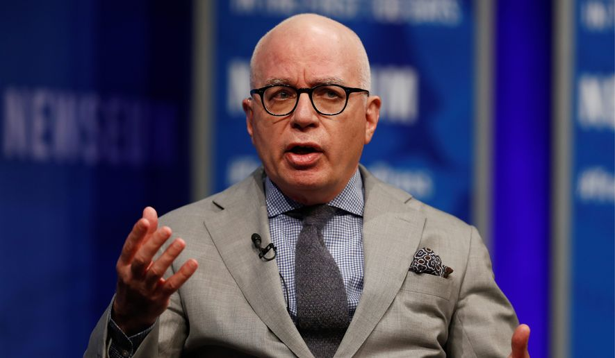 "Critics contend that journalist Michael Wolff, author of ""Fire and Fury: Inside the Trump White House,"" has a tendency to play fast and loose with the truth. Some have come forward to dispute versions of the book. (Associated Press)"
