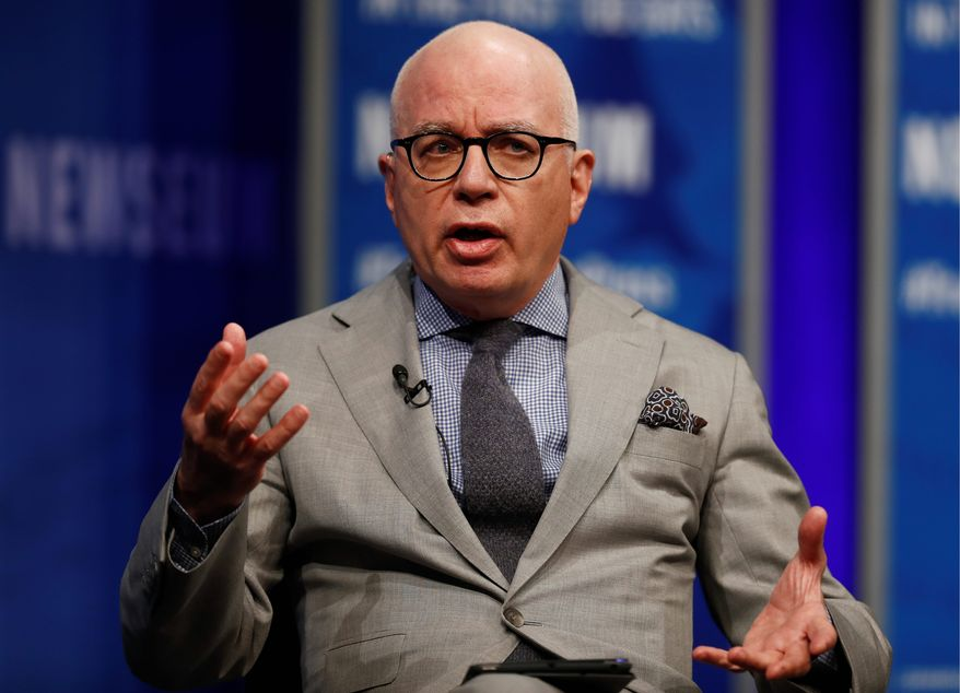 "Critics contend that journalist Michael Wolff, author of ""Fire and Fury: Inside the Trump White House,"" has a tendency to play fast and loose with the truth. Some have come forward to dispute versions of the book. (Associated Press) ** FILE **"