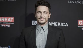 James Franco attends the 2018 BAFTA Los Angeles Awards Season Tea Party on Saturday, Jan. 6, 2018, in Los Angeles. (Photo by Richard Shotwell/Invision/AP)