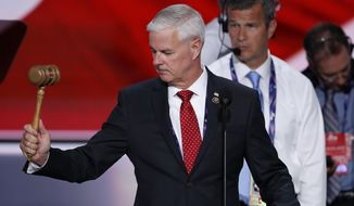House Budget Committee Chairman Steve Womack, Arkansas Republican, said overhauling the budget process is among his top priorities and that a balanced budget remains the goal. (Associated Press/File)