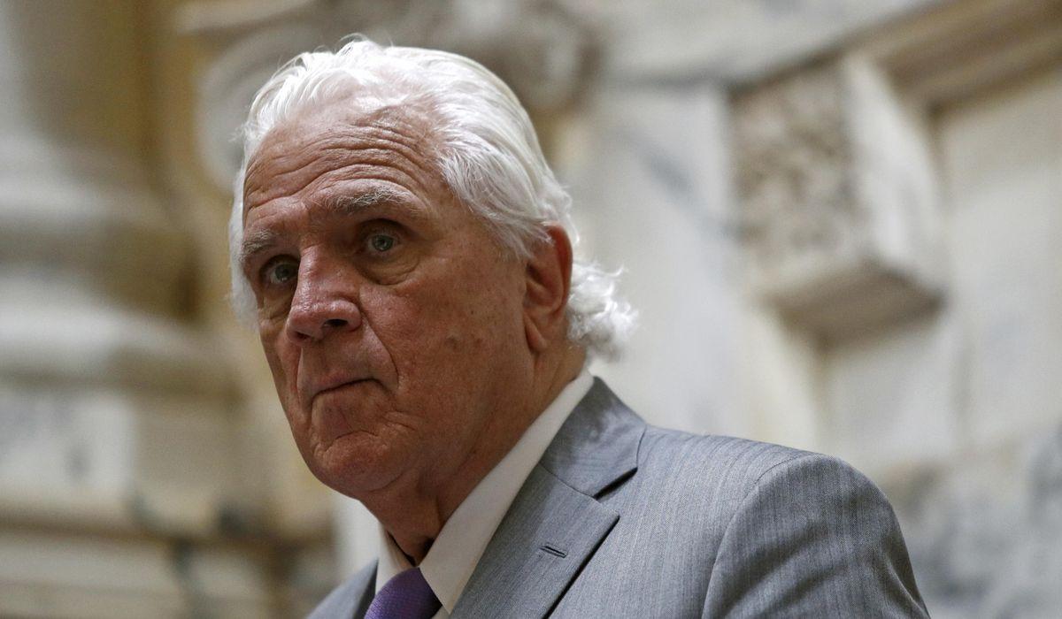 Thomas V. Mike Miller, former Maryland Senate president,...