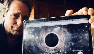 "Mike Rowe serves as the narrator for Science Channel's sixth season of ""How the Universe Works."" (Image: Facebook, Mike Rowe)"
