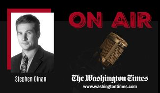 ON AIR: Stephen Dinan
