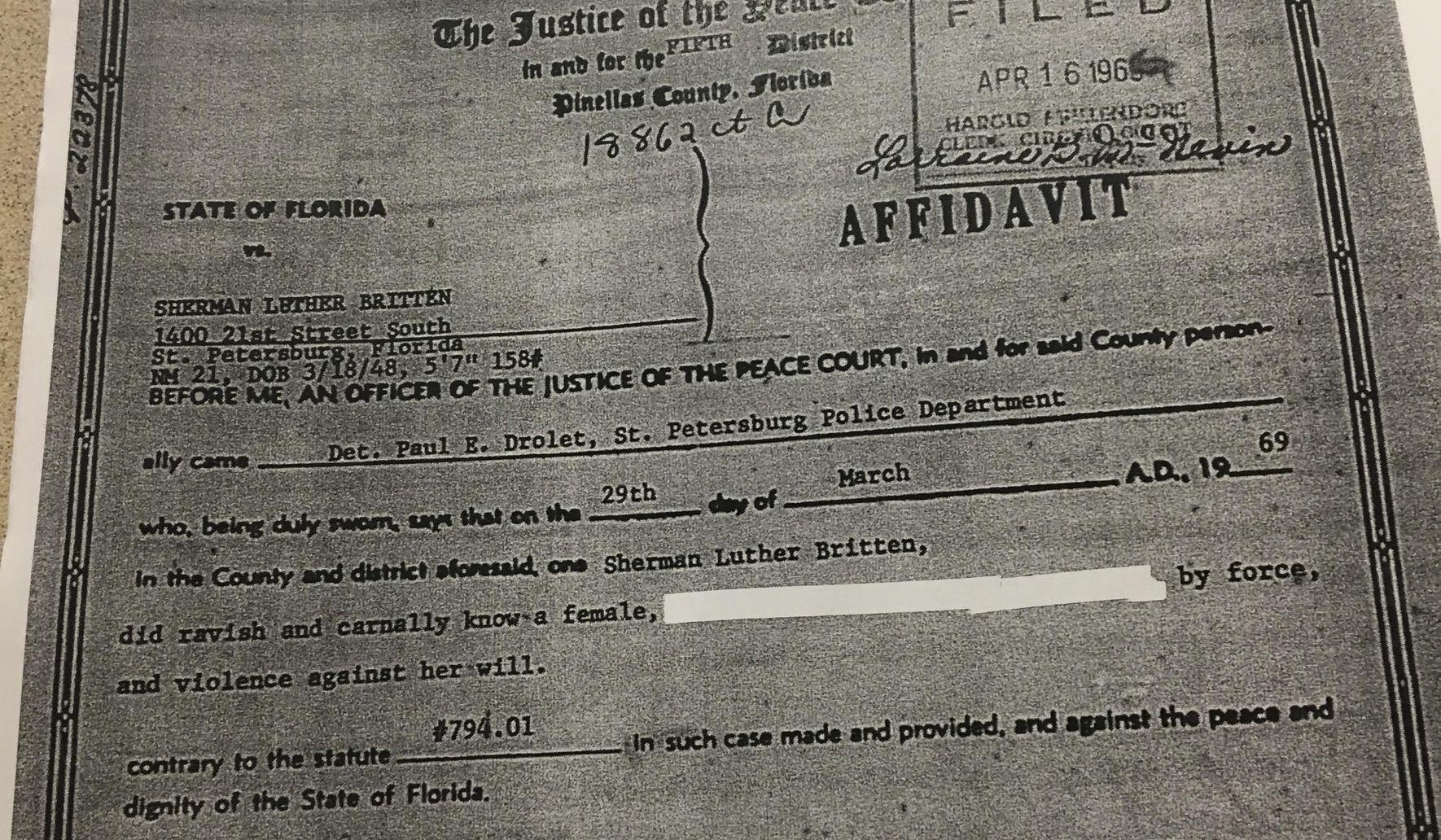 Gang raped at 17 Therapy at 65  - Washington Times