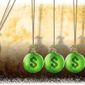 Perpetual Motion Money Machine Illustration by Greg Groesch/The Washington Times