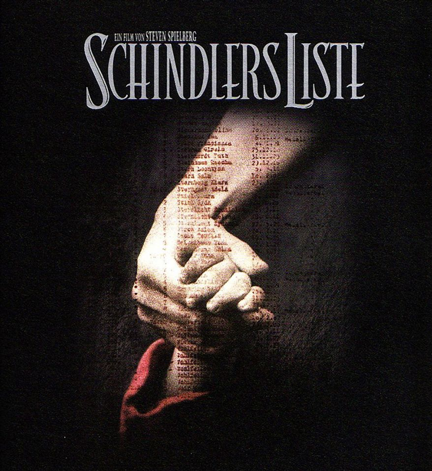 SchindlersList - Washington Times