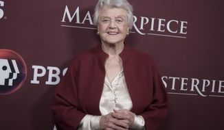 Angela Lansbury attends a photocall during the PBS Television Critics Association Winter Press Tour on Tuesday, Jan. 16, 2018, in Pasadena, Calif. (Photo by Richard Shotwell/Invision/AP)