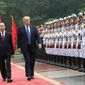 President Donald J. Trump visits Vietnam | November 11, 2017 (Official White House Photo by Shealah Craighead)
