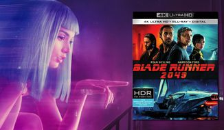 """""""Blade Runner 2049"""" is now available on 4K Ultra HD from Warner Bros. Home Entertainment."""