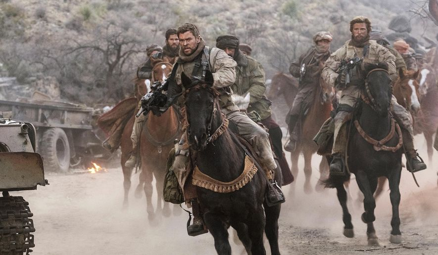 12 Strong Stream