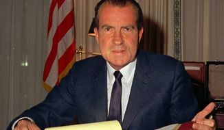 Richard Nixon    Associated Press photo