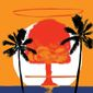 Illustration on the recent nuclear alarm in Hawaii by Linas Garsys/The Washington Times