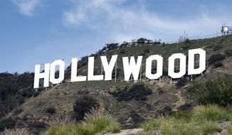 Heavily populated Hollywood and coastal areas would remain part of the state under the New California plan. (Associated Press/File)