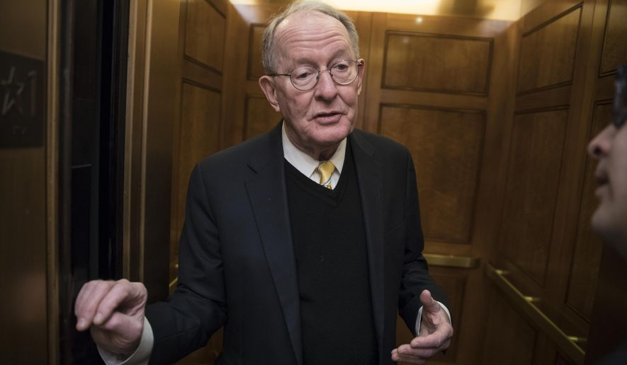 Sen. Lamar Alexander, Tennessee Republican and chairman of the Senate Health, Education, Labor nand Pensions Committee (Associated Press) **FILE**