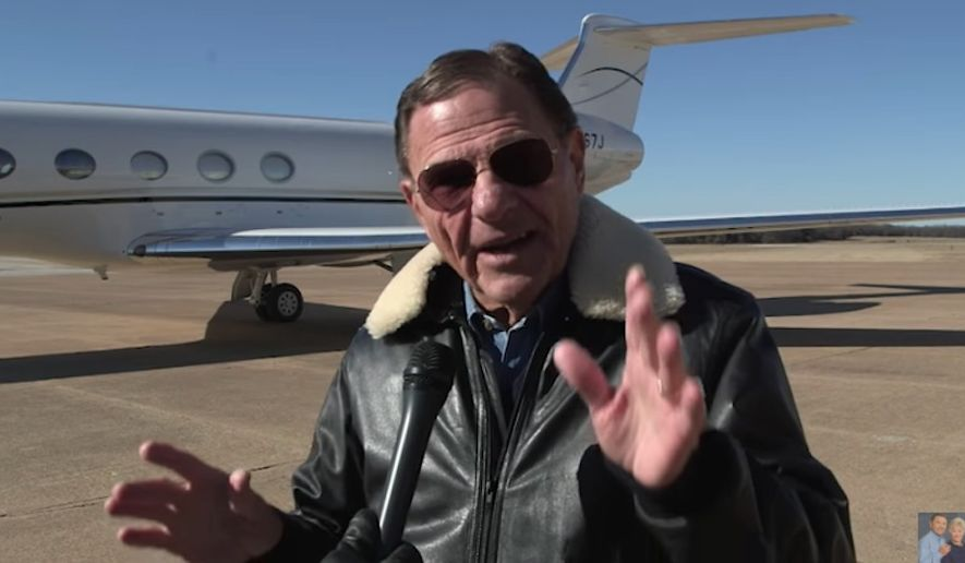 Kenneth Copeland, televangelist, thanks donors, Jesus for