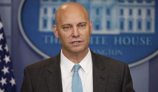 Marc Short, White House legislative director. (Associated Press/File)