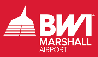 The logo for BWI Thurgood Marshall Airport. (Facebook)