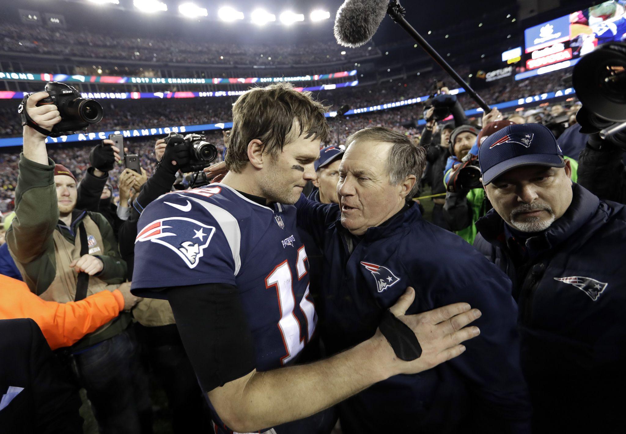 Tom Brady wanted 'divorce' from Bill Belichick: Book