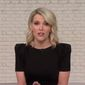 "NBC host Megyn Kelly fired back at Jane Fonda during her daytime talk show Monday, saying the actress has ""no business lecturing anyone"" on what is and isn't appropriate in the public eye. (NBC)"