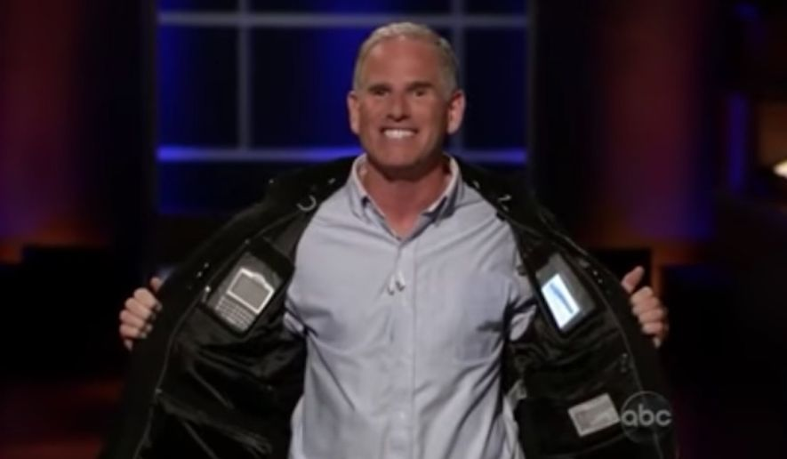 "SCOTTeVEST founder Scott Jordan was rebuked by his own clothing company over the weekend after he posted on Facebook that Fox News viewers are ""f---ing idiots."" Mr. Jordan failed to clinch a deal on ABC's Shark Tank with his ""Technology Enabled Clothing"" (TEC) patent in 2012. (ABC's ""Shark Tank"")"