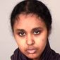 Tnuza Hassan, 19, is accused with setting fires across St. Catherine University's campus in St. Paul, Minnesota, on Jan. 17, 2018. (Image: Ramsey County Sheriff's Office)