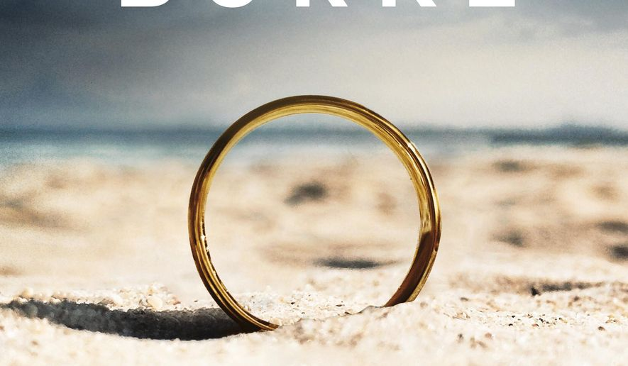 """This cover image released by Harper shows """"The Wife,"""" by Alafair Burke. (Harper via AP)"""